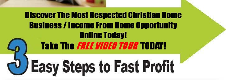 christian work at home opportunities